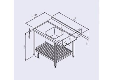 Table d'entrée