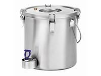 Conteneur Isotherm 20L pour le transport des aliments - avec robinet