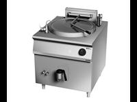 Marmite électrique 150Lt - chauffe indirecte