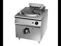 Marmite gaz 150Lt - chauffe directe