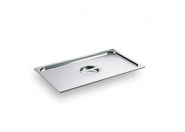 Couvercles inox pour bac inox Gastronorme